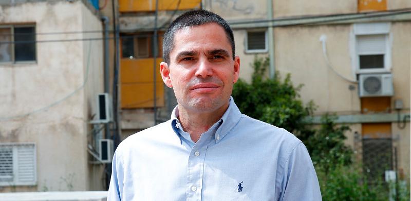 איציק ברוך, בעלים של קבוצת יובלים / צילום: כפיר זיו
