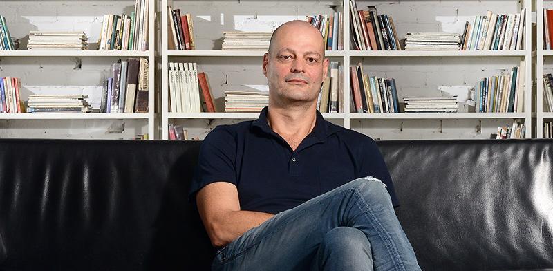 """יורם דמבינסקי, מנכ""""ל משרד הפרסום JWT / צילום: איל יצהר, גלובס"""