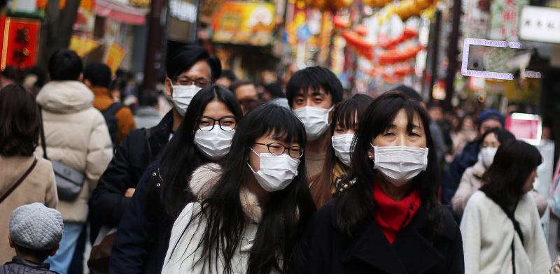 Coronavirus in Japan  / Photo: Reuters