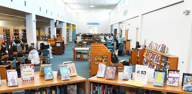 האמריקאים ביקרו בספריות יותר מבקולנוע ב-2019