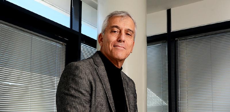 ד''ר יואב אינטרטור, מנהל מרכז החדשנות והטכנולוגיה הישראלי של ג'יי פי מורגן / צילום: איל יצהר, גלובס