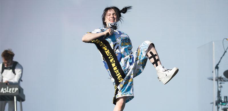 אופנה א-בינארית / צילום: רויטרס