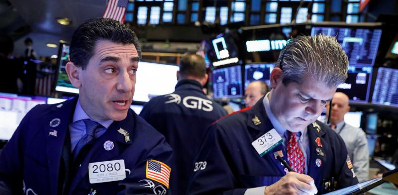 בורסת NYSE. השווקים למדו לקח? / צילום: Brendan McDermid, רויטרס