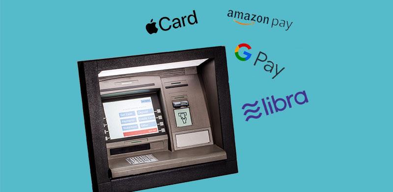 השקות מרובות של שירותים פיננסיים מטעם ענקיות הטכנולוגיה / צילום: shutterstock