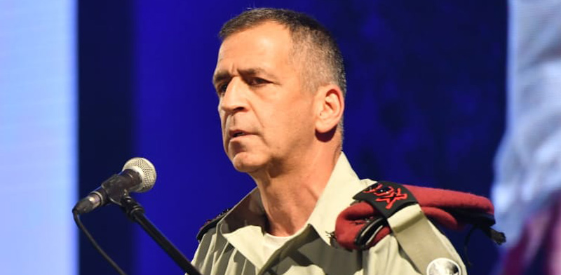 Aviv Kochavi / Photo: IDF Spokesperson