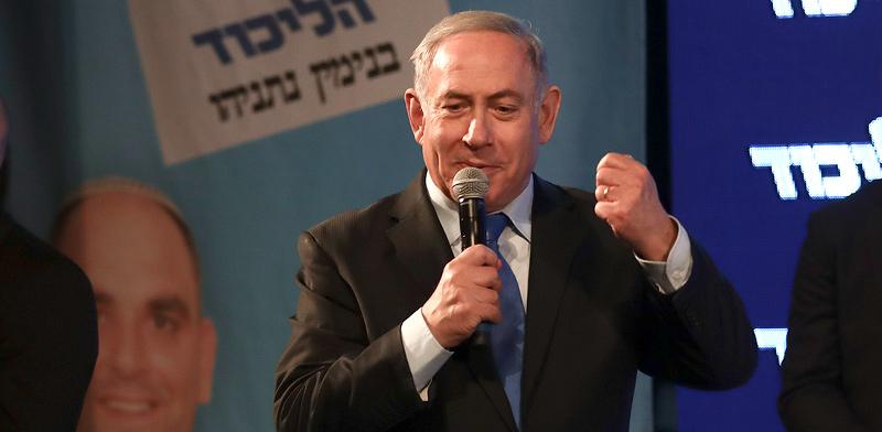 ראש הממשלה בנימין נתניהו / צילום: Oded Balilty, Associated Press