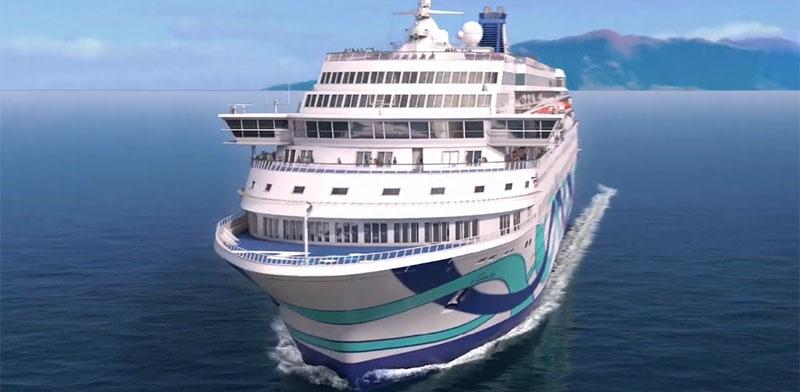 ספינה של מנו ספנות / צילום: מתוך ערוץ היוטיוב של מנו ספנות