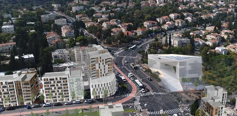 Neve Sha'anan  / Imagin: Haifa Municipality