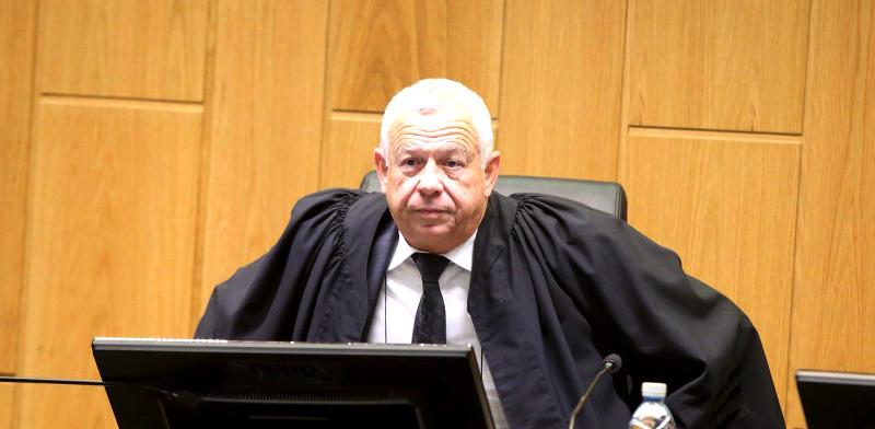 השופט עזריה אלקלעי / צילום: מוטי קמחי, ynet