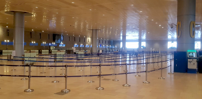 Ben Gurion Airport / Photo: Dudi Mor