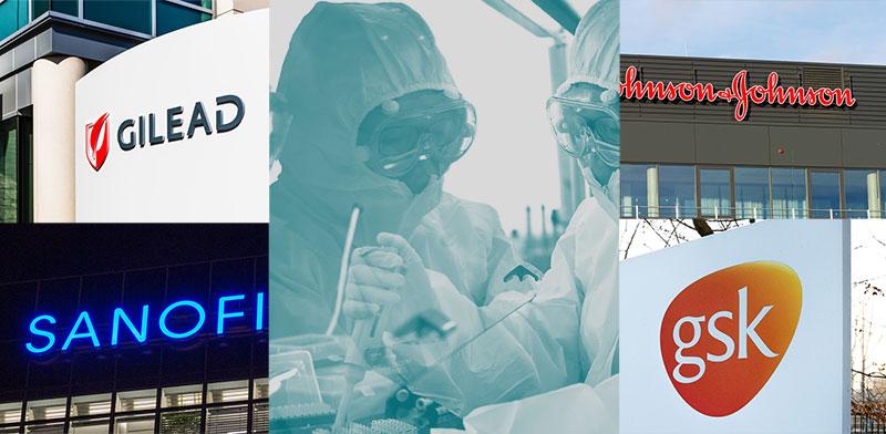 חברות הביומד עובדות על מוצרים חדשים לפיתוח חיסון לקורונה / צילום: shtterstock, Reuters