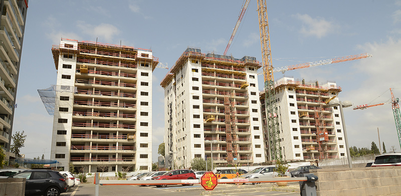 Apartments in Yehud  / Photo: Eyal Izhar, Globes