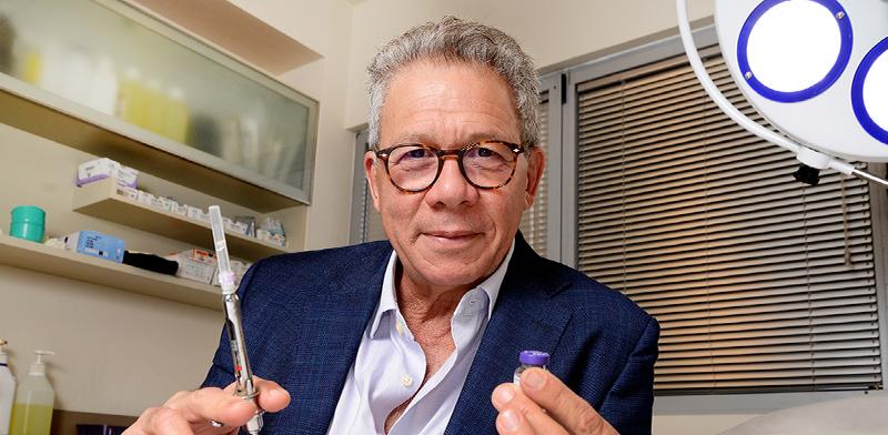 פרופ' אייל גור, מנהל מחלקת כירורגיה פלסטית באיכילוב / צילום: איל יצהר, גלובס