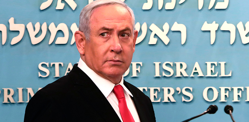 ראש הממשלה בנימין נתניהו / צילום: Gali Tibbon, Associated Press