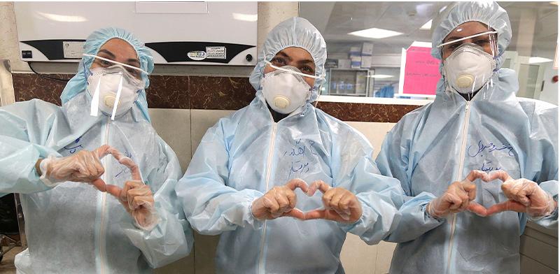 מה הקשר בין מחלת לב לקורונה? / צילום: Associated Press