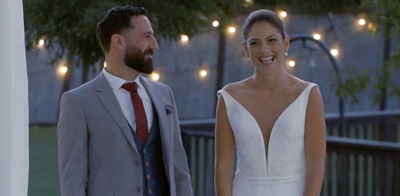 """""""חתונה ממבט ראשון"""", עונה שלישית / צילום: צילום מסך"""