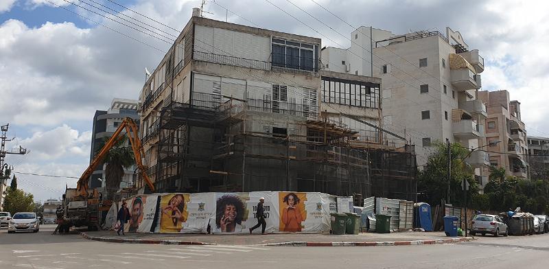 """פרויקט תמ""""א 38 בפתח-תקווה / צילום: גיא ליברמן, גלובס"""
