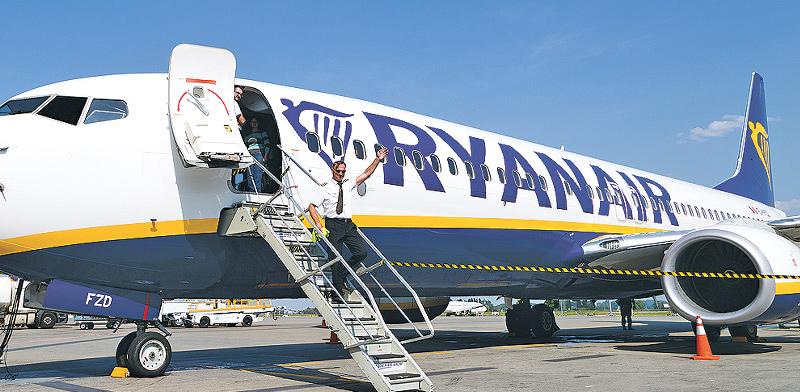 Ryanair  / Photo: Shutterstock, Shutterstock.com