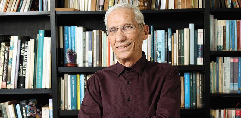 Prof. Yoram Lass  / Photo: Eyal Izhar, Globes
