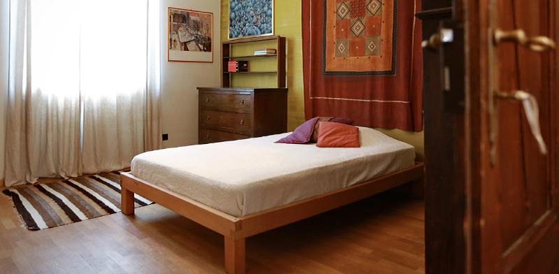 חדר להשכרה באיטליה / צילום: shutterstock