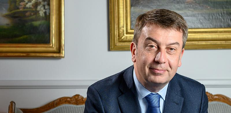 סטפן מונייה, מנהל ההשקעות הראשי בבנק לומברד אודייה השווייצרי / צילום: לומברד אודייה