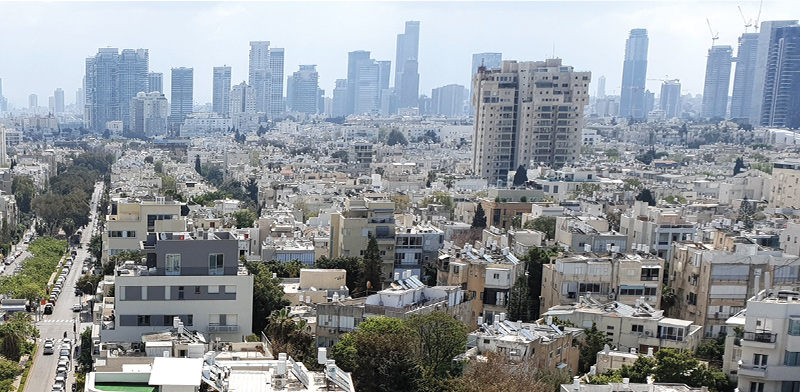 Old North Tel Aviv / Photo: Guy Lieberman , Globes