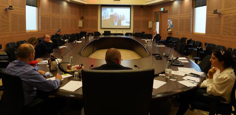 מתוך ישיבת ועדת הכספים / צילום: שמוליק גרוסמן, דוברות הכנסת