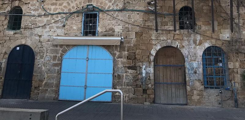 המבנה ביפו. אחרי 53 שנים העירייה רוצה להשיב לעצמה את הנכס / צילום: ירדן פאר