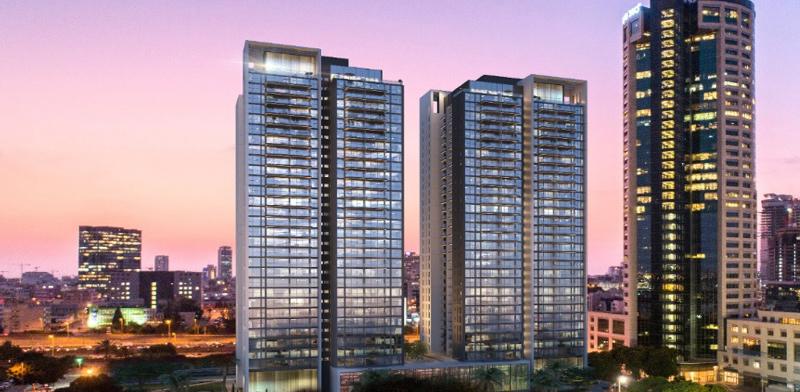 Gindi Tel Aviv project  / Imagin: Gindi Holdings