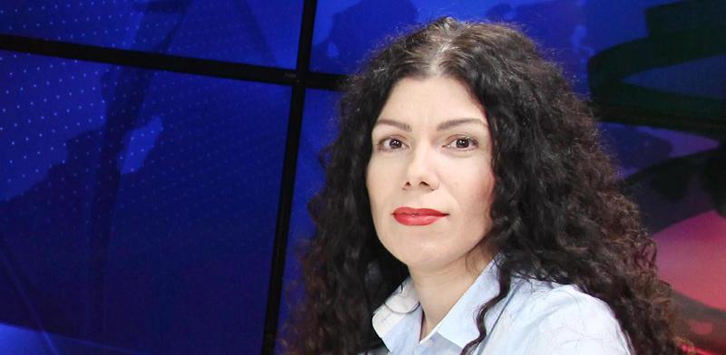 פרידה ג'אבר, העורכת הראשית של אתר פאנט / צילום: אתר פאנט