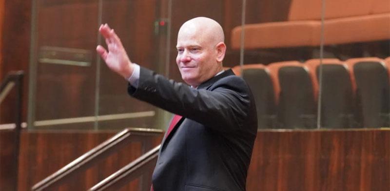 """היועץ המשפטי של הכנסת, עו""""ד איל ינון / צילום: שמוליק גרוסמן, דוברות הכנסת"""