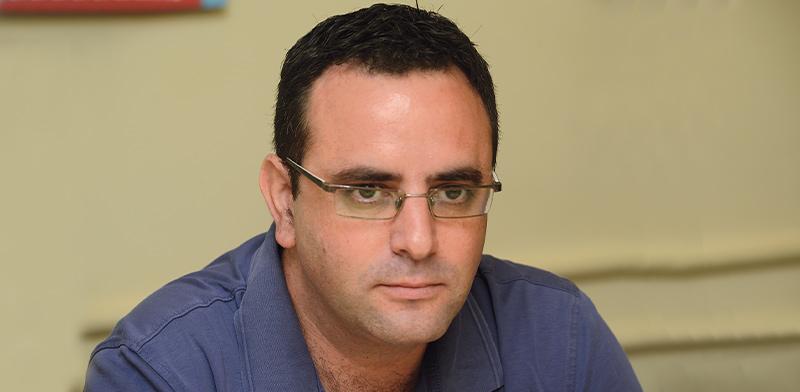אייל אלחיאני, מייסד טריא / צילום: איל יצהר, גלובס