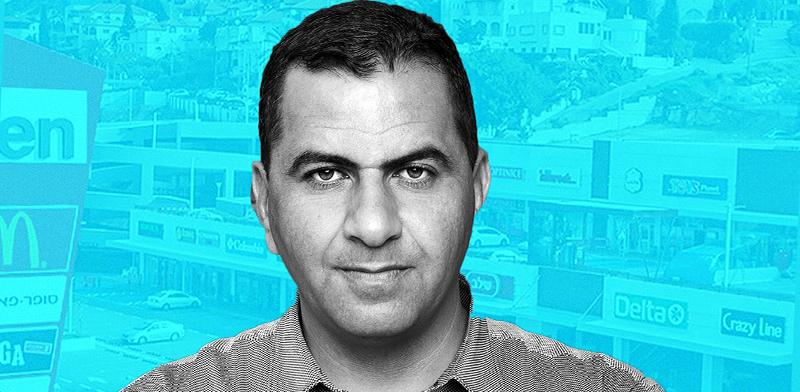 """רני צים, מנכ""""ל צים מרכזי קניות / צילום: ענבל מרמרי"""