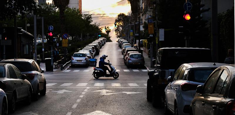 מרכז תל אביב בחג הפסח בתקופת הסגר הראשון / צילום: איל יצהר, גלובס