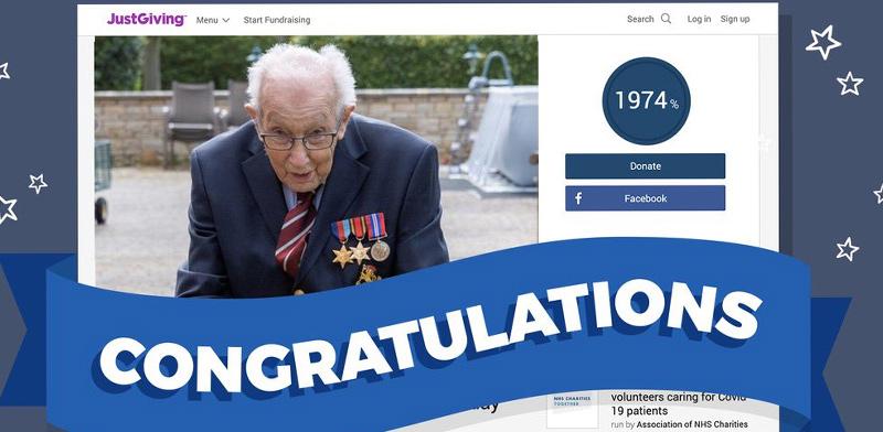 מתוך דף הקמפיין לאחר הזכייה / צילום: צילום מסך