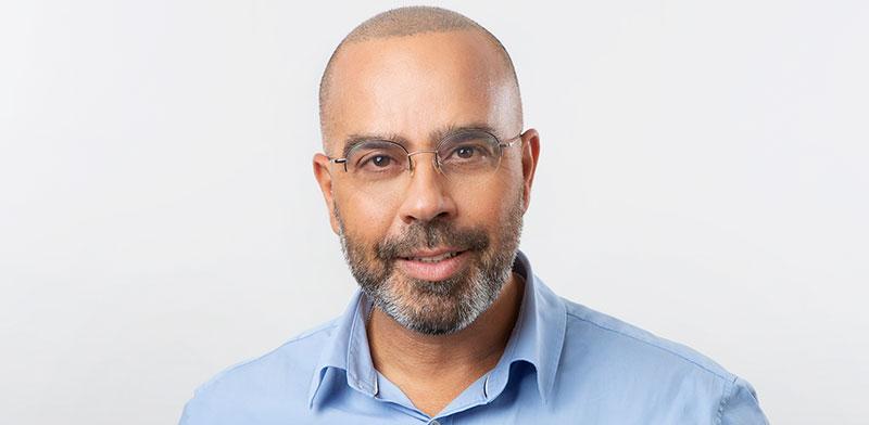"""אבי בן טל, מנכ""""ל רשת 13 / צילום: ינאי יחיאל"""
