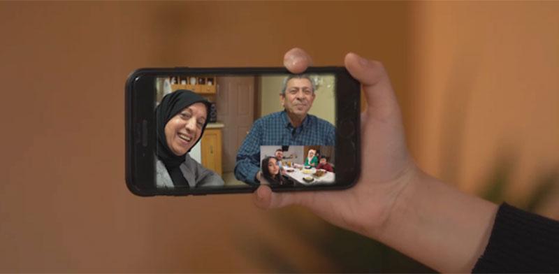 Anti Covid-19 campaign in Arab sector  / Photo: GPO