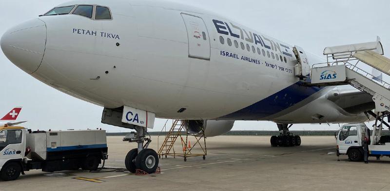 El Al plane  / Photo: El Al, PR