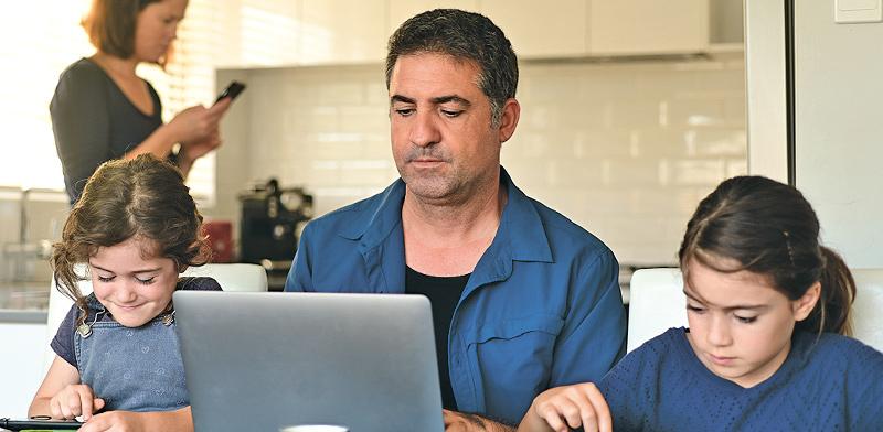 Working from home / Photo: Shutterstock, Shutterstock.com