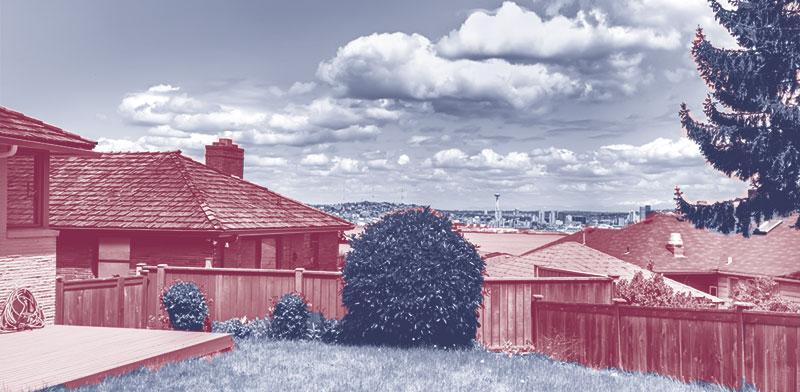 """נכס בסיאטל. הנדל""""ן בסיאטל ממשיך להיות מבוקש למרות המגפה  / צילום: shutterstock, שאטרסטוק"""