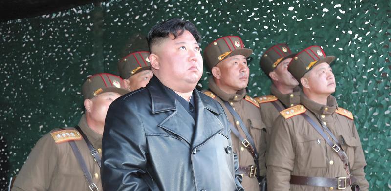 קים ג'ונג און / צילום: KCNA, רויטרס