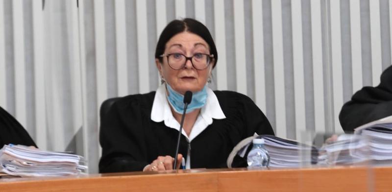 """השופטת אסתר חיות בדיון בבג""""ץ בעתירות נגד נתניהו / צילום: יוסי זמיר, גלובס"""