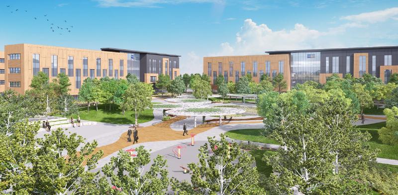 Granit Campus, Caesarea Business and Industrial Park / Imagin: Trimedia