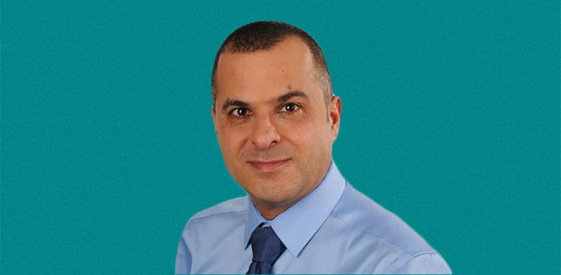 """רו""""ח דורון סדן, שותף מנהל בפירמת PwC / צילום: חגית גורן, יח""""צ"""