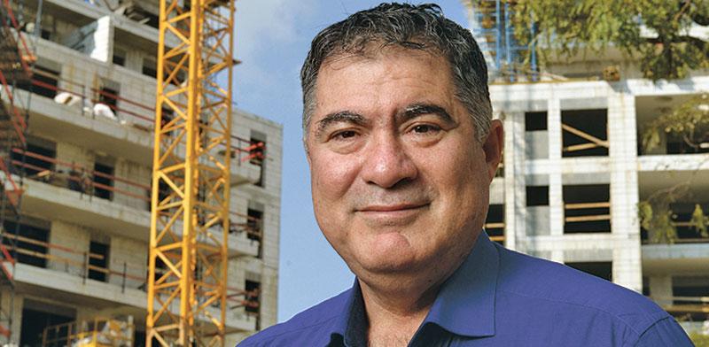 ראול סרוגו, נשיא התאחדות בוני הארץ / צילום: איל יצהר, גלובס