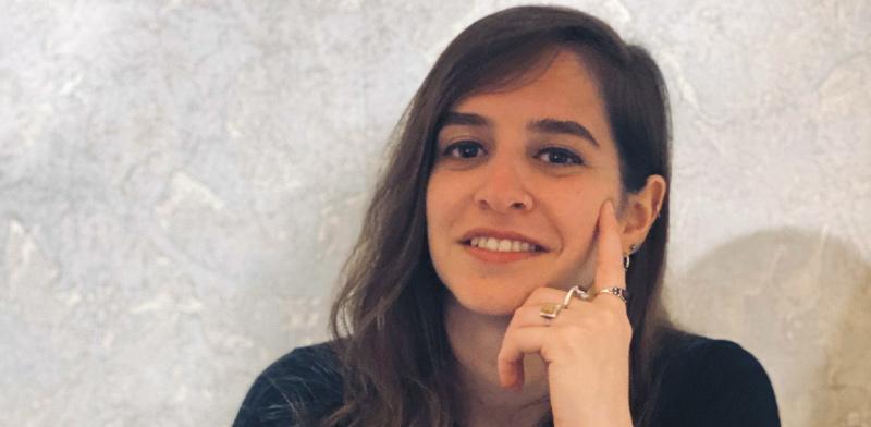 """לנא סלאמה, מהנדסת תוכנה במיקרוסופט ישראל מו""""פ / צילום: ליאן סלאמה"""