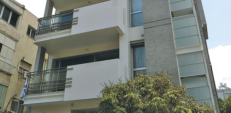 דירה ברחוב זלטופולסקי 20, תל אביב / צילום: איל יצהר, גלובס