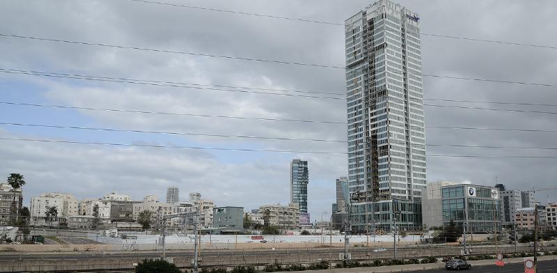 מגדל ויתניה בתל אביב / צילום: איל יצהר, גלובס