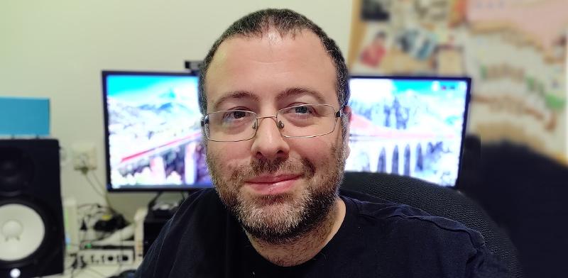 """אורי פז, מנכ""""ל סוכנות המדיה הדיגיטלית """"טוחן מדיה"""" / צילום: יח""""צ"""