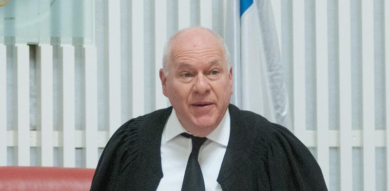 השופט עוזי פוגלמן / צילום: רפי קוץ, גלובס
